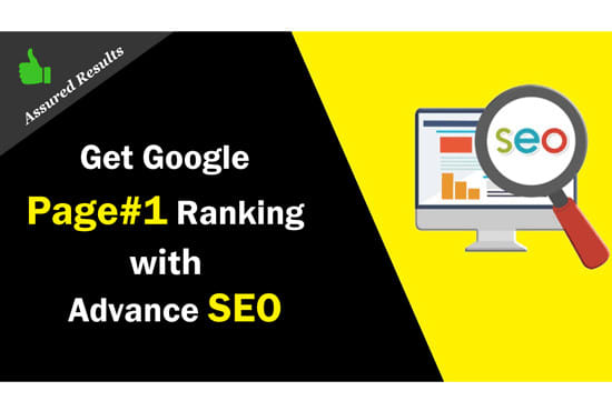 Guaranteed Google Ranking - Monthly SEO