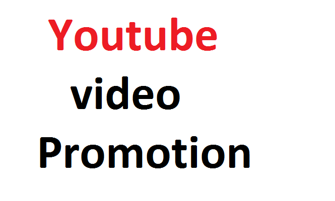 YouTube video promotion Social media genuine service via real users