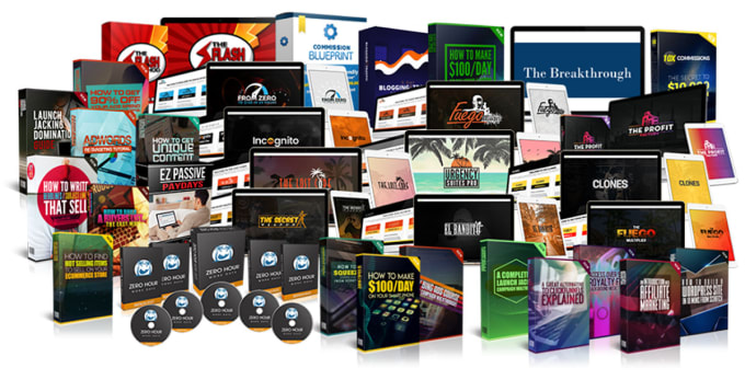 give you 500 sales funnels with resell rights