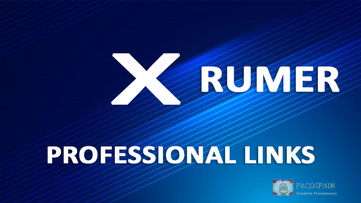 create 35,000 Xrumer links for professional SEO