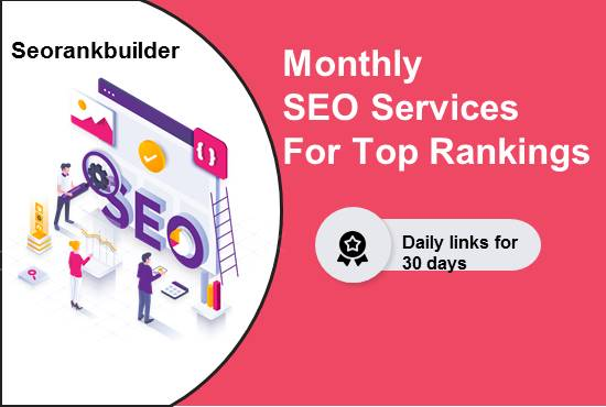 I will do complete monthly SEO package with authority backlinks
