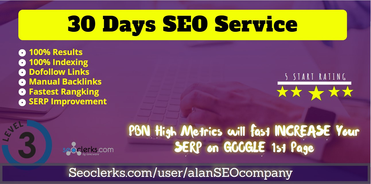 Elevate your Ranking,  Monthly SEO service