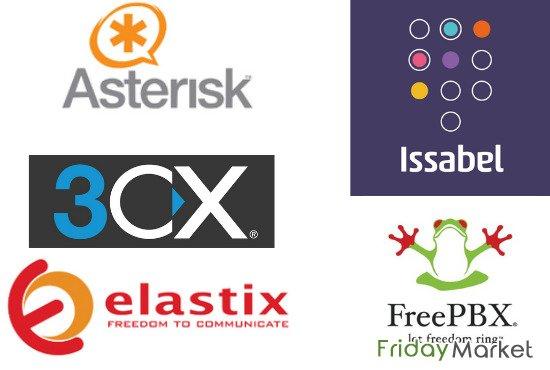 I will install and configure asterisk freepbx 3cx issabel pbx