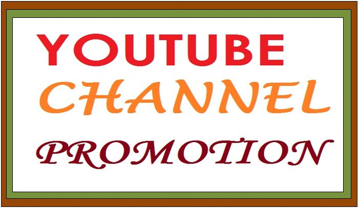 I will do perfectly Organi Youtube promotion Pakage Red
