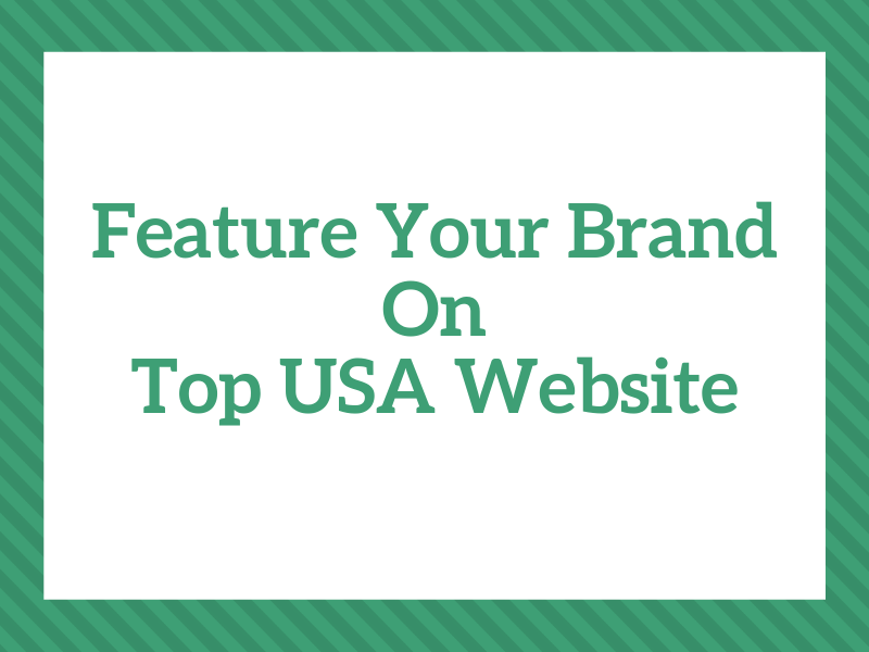 Feature your website on 1M Traffic USA Website - Writing,  Editing,  Posting