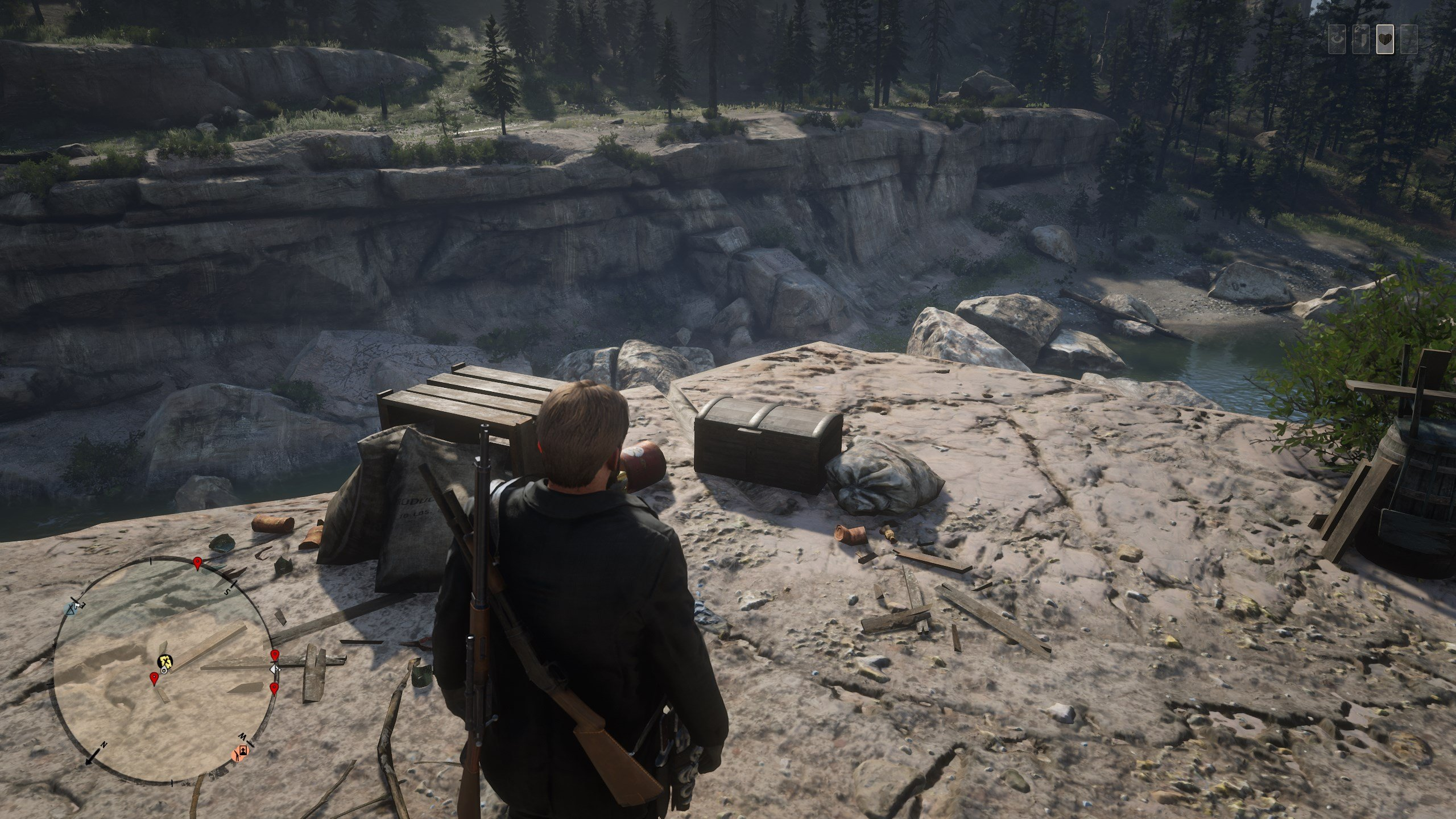 RDR2 ONLINE - I will spawn you five chests that supply you gold and loot.