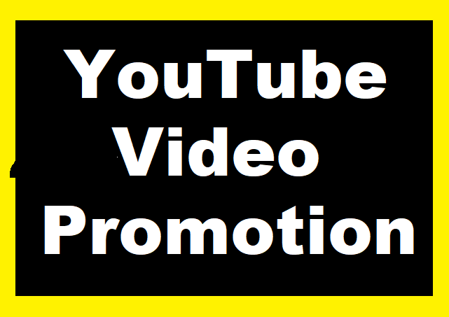 YouTube Video Promotion and Social Media Promotion