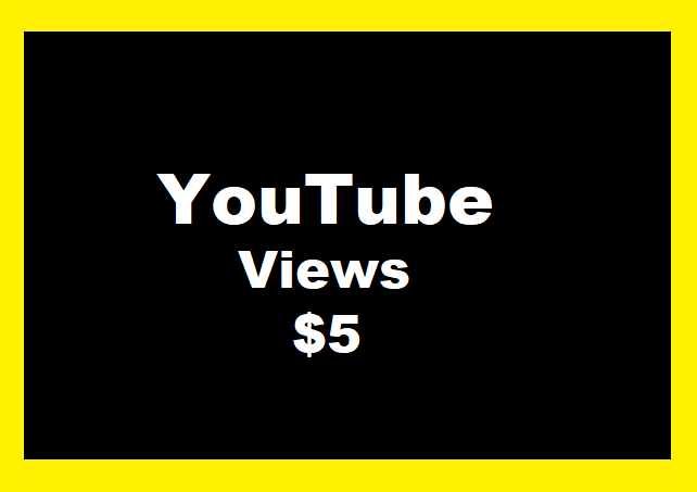 Youtube Video Promotion High Quality Complete in 24-48 Hours