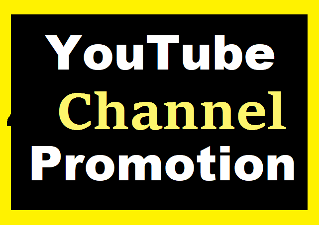YouTube Powerful Account Booster package Promotion