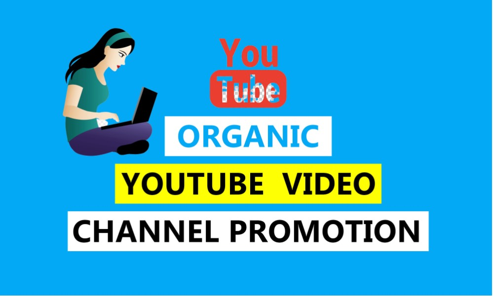 NON-DROP High-Quality Youtube Promotion