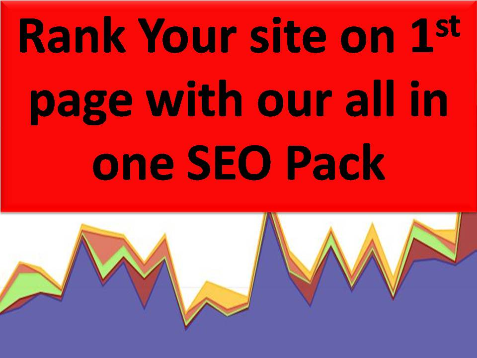 Rank Your site on 1st page with our all in one SEO Pack with Fast delivery