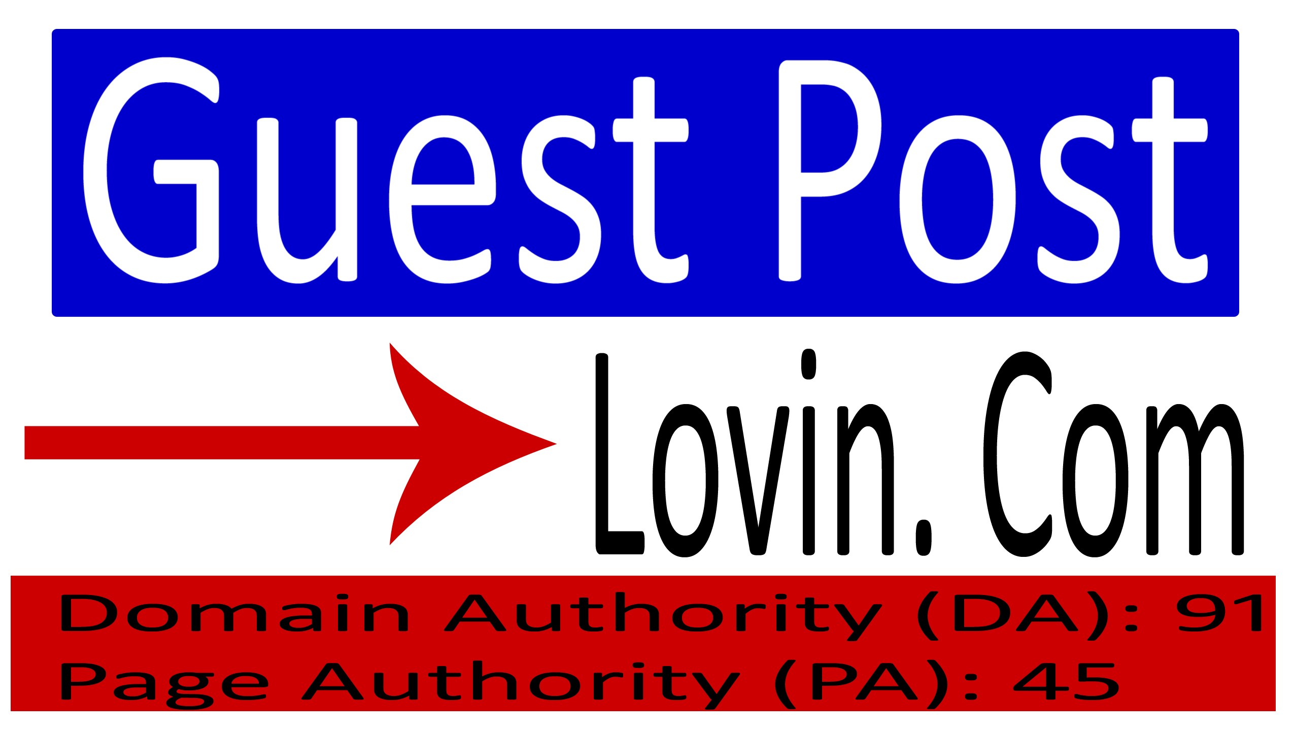 Create and And Publish Guest Post On Blog Lovin with best quality