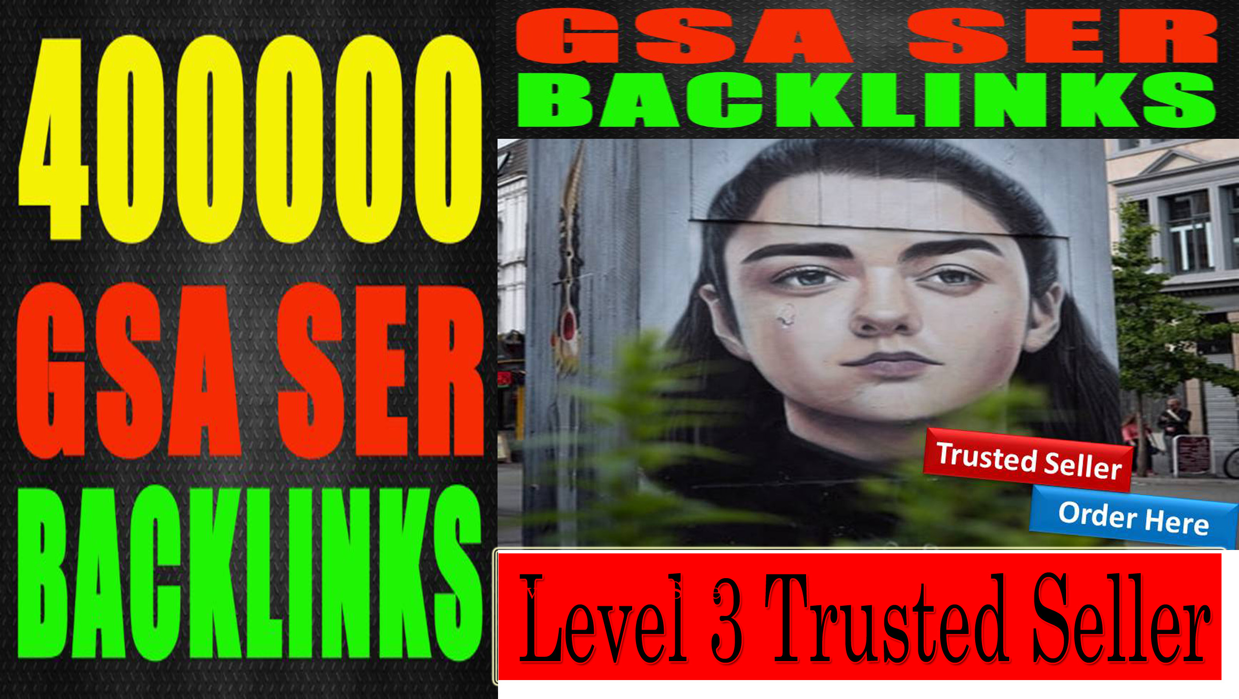Get Rank with 400,000 High Quality,  GSA,  SEO Backlinks with 72 hours delivery
