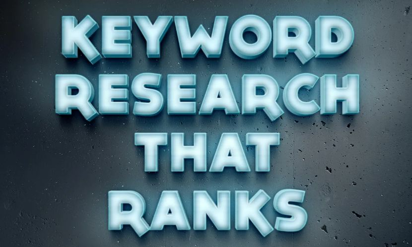 Get Rank with advanced SEO keyword research and competitor analysis