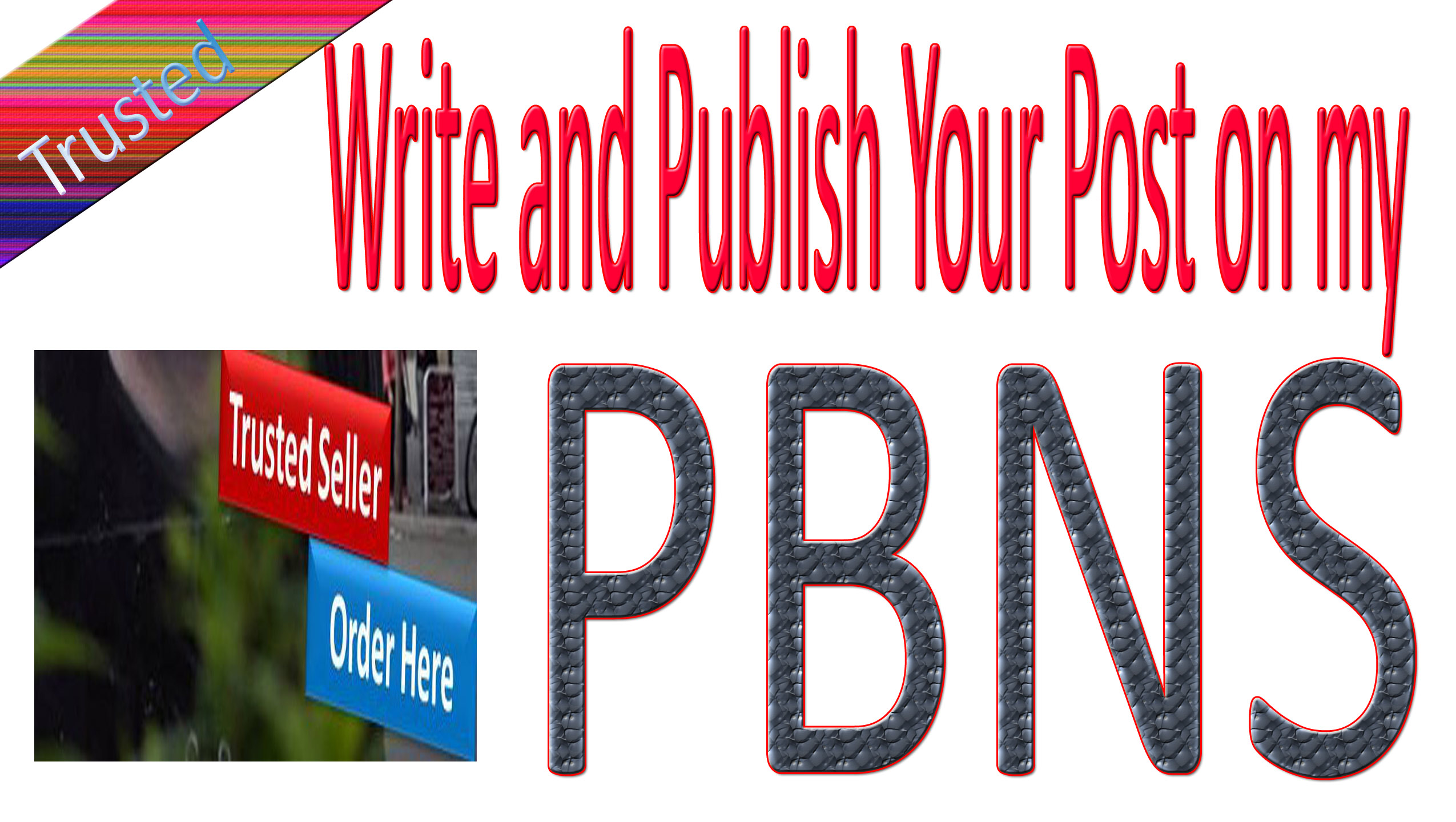 Content Write and Publish Your Post On my powerful 500 Privet Blogs Network