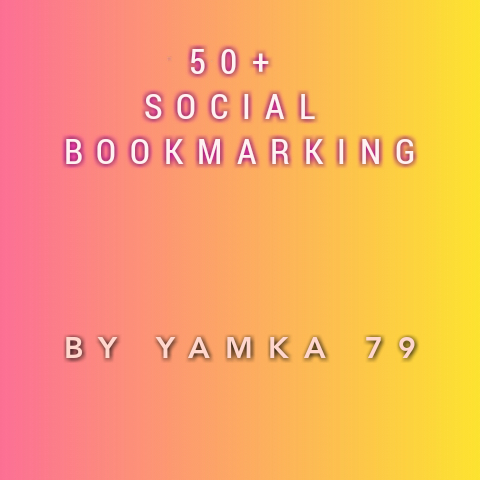 provide 50+ social bookmarking service