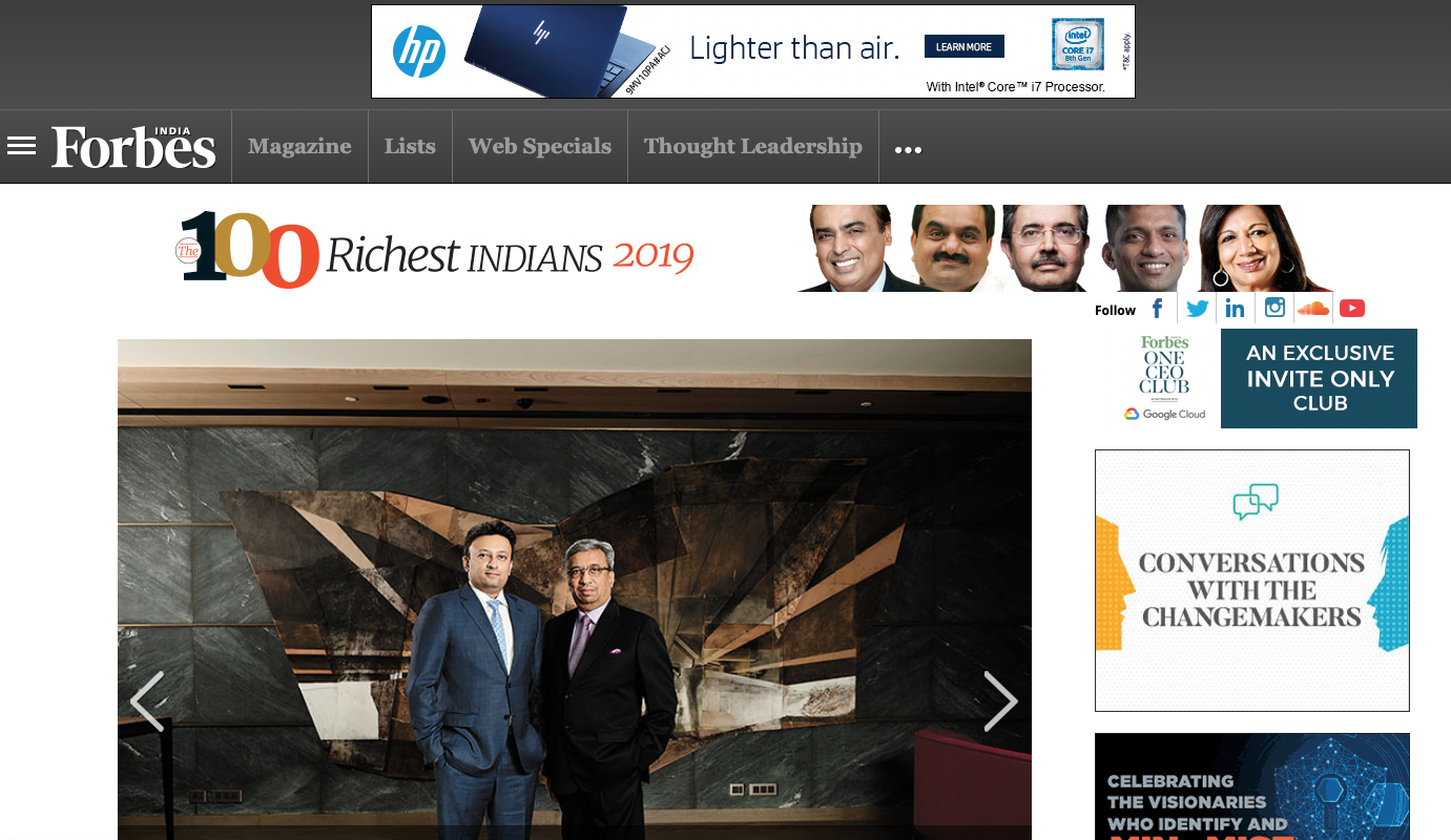 Publish a Guest Post On Forbes India