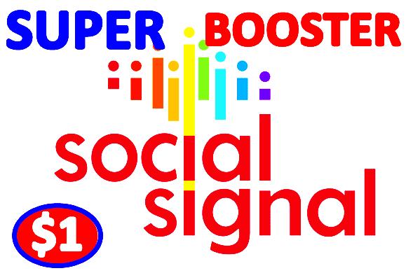 Get Instant 1000 Social Post Signal