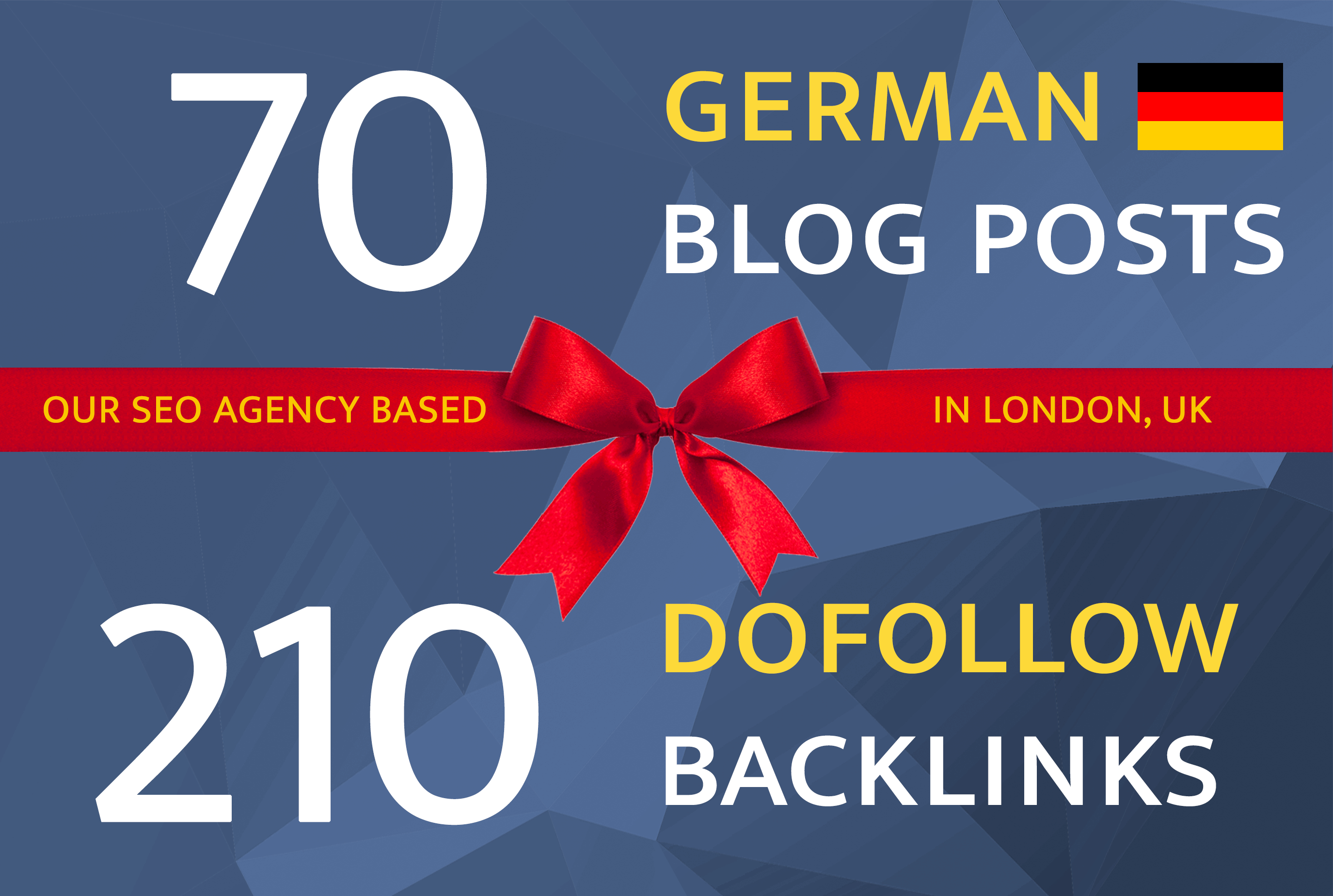 Manual submissions 70 blog posts and 210 deutsche german backlinks seo link building pbn