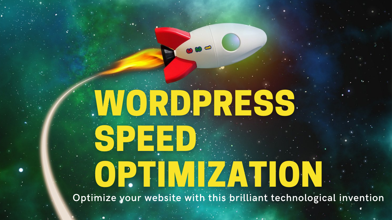 Website Wordpress Speed Optimization with Real score