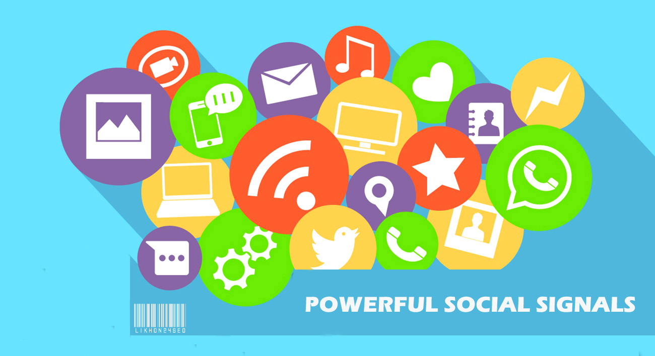 Powerful 100 Social Backlinks Boost Google Rankings your website