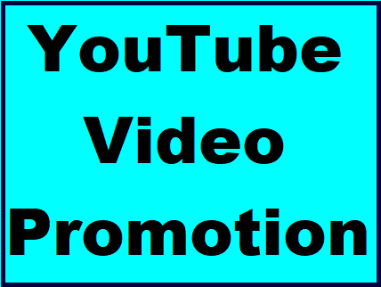 Organic Youtube Video Promotion & Social Media Marketing Fast Completed