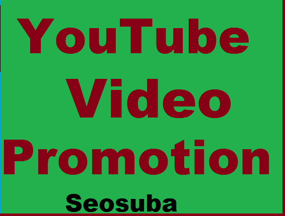 Youtube Promotion Marketing Fully Safe
