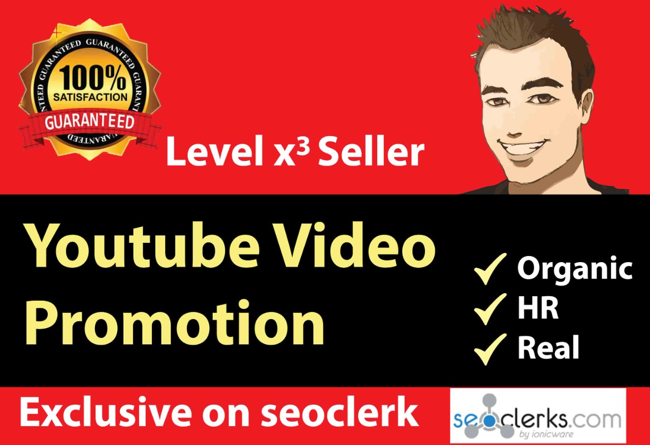 Promote your Youtube video for organic reach