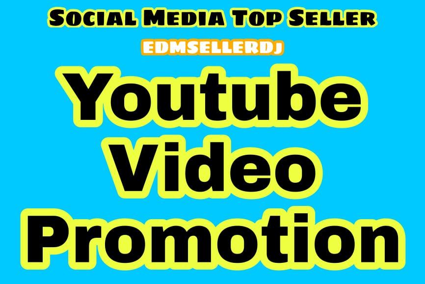 Youtube Promotion & Marketing Video Permanent