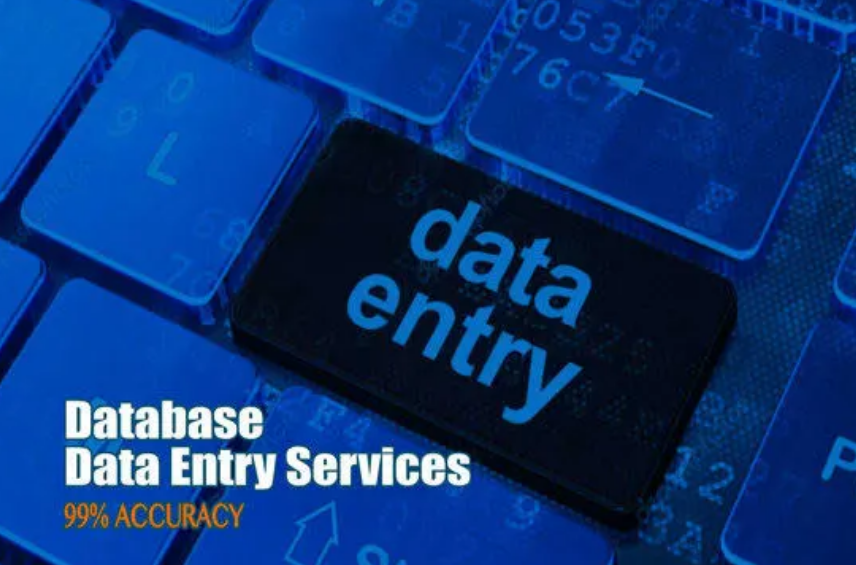 Do data entry, leads generation, data mining and database.