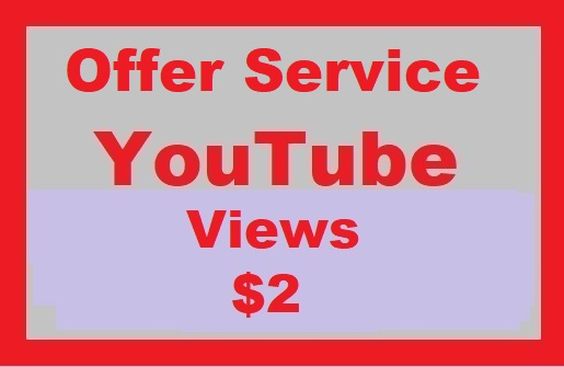 YouTube Video Promotion and Social Marketing Manually Work