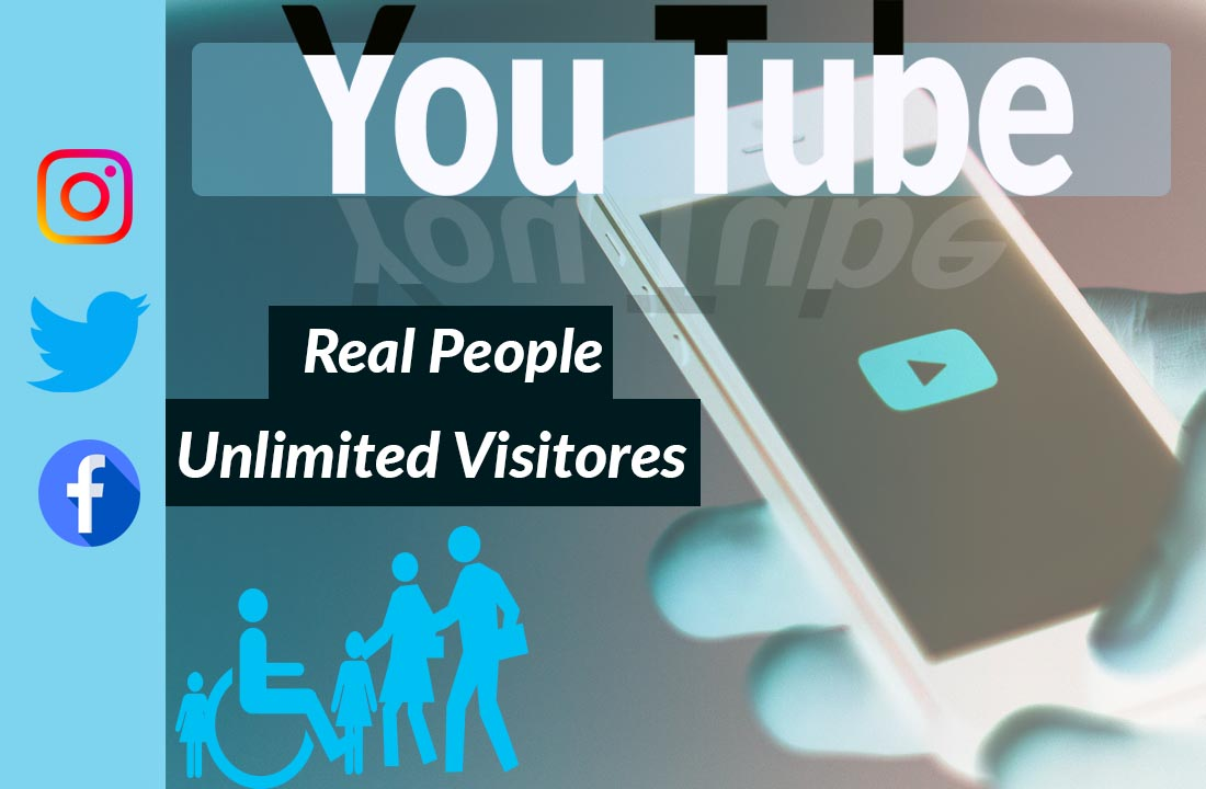 YouTube Video Marketing Package Promotion All in one service