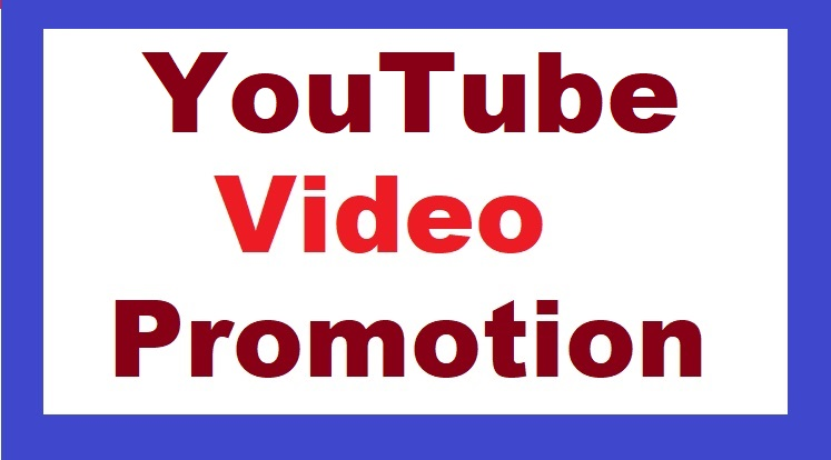 YouTube Video Fast Promotion Real and Active Worldwide User