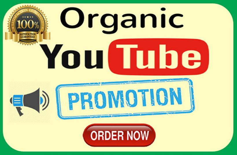 YouTube Chanel Promotion Real and Active Worldwide User