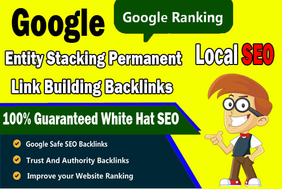50 Web 2.0 backlinks,  200 Articles backlinks,  200 Profile backlinks,  200 Wiki backlinks