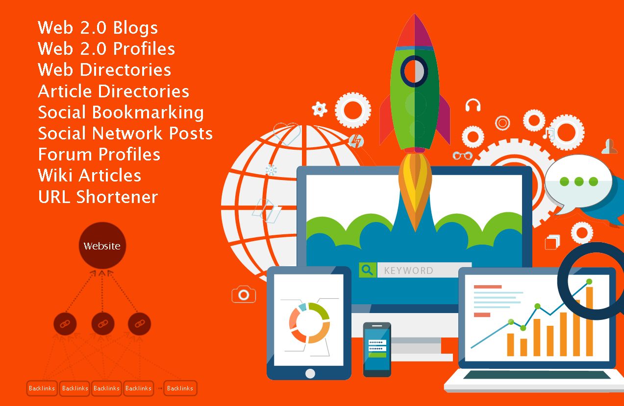 Monthly SEO Service with Do-Follow High Quality Backlinks for $125 -  SEOClerks