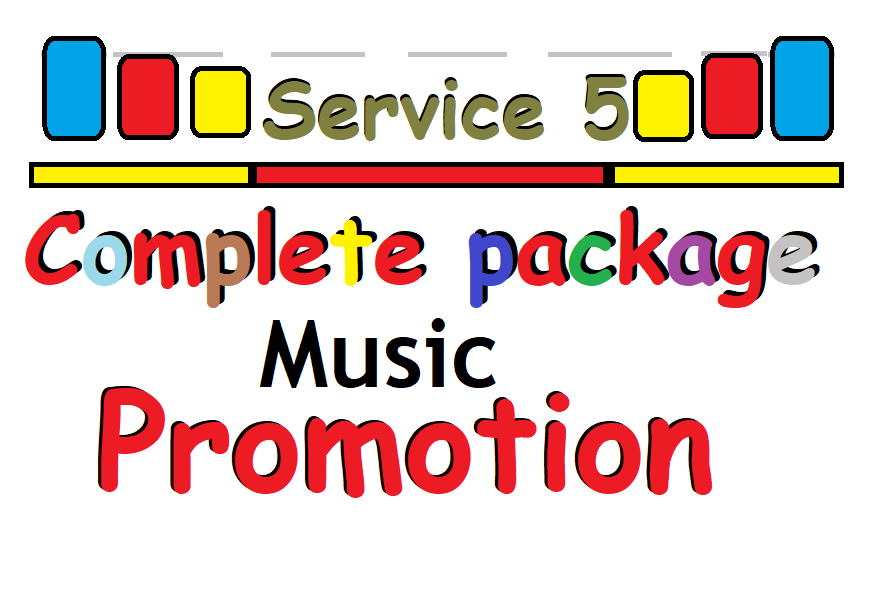 A Complete Package for Promoting your music in just 24 hours