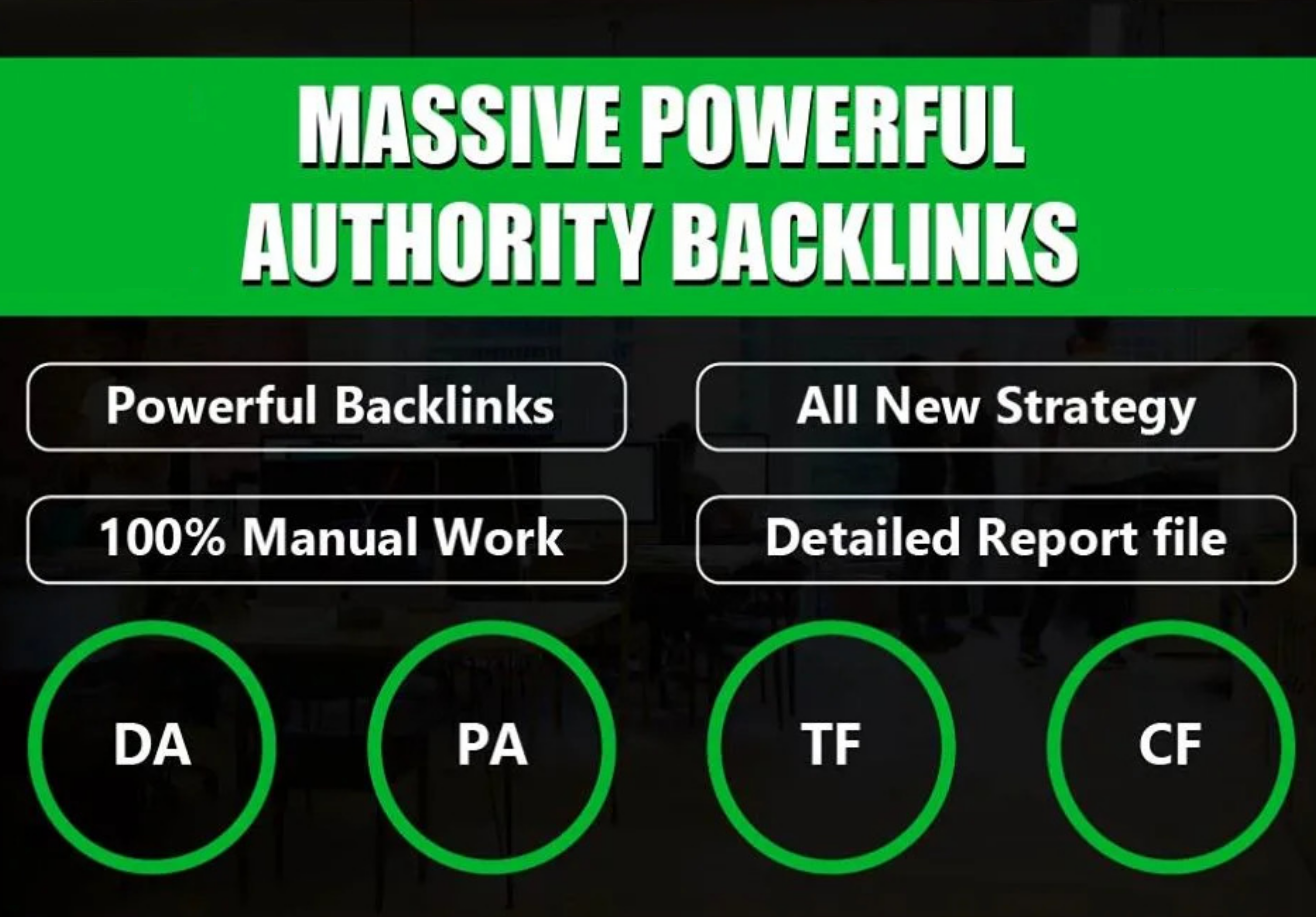 Unique SEO Backlinks on High DA sites