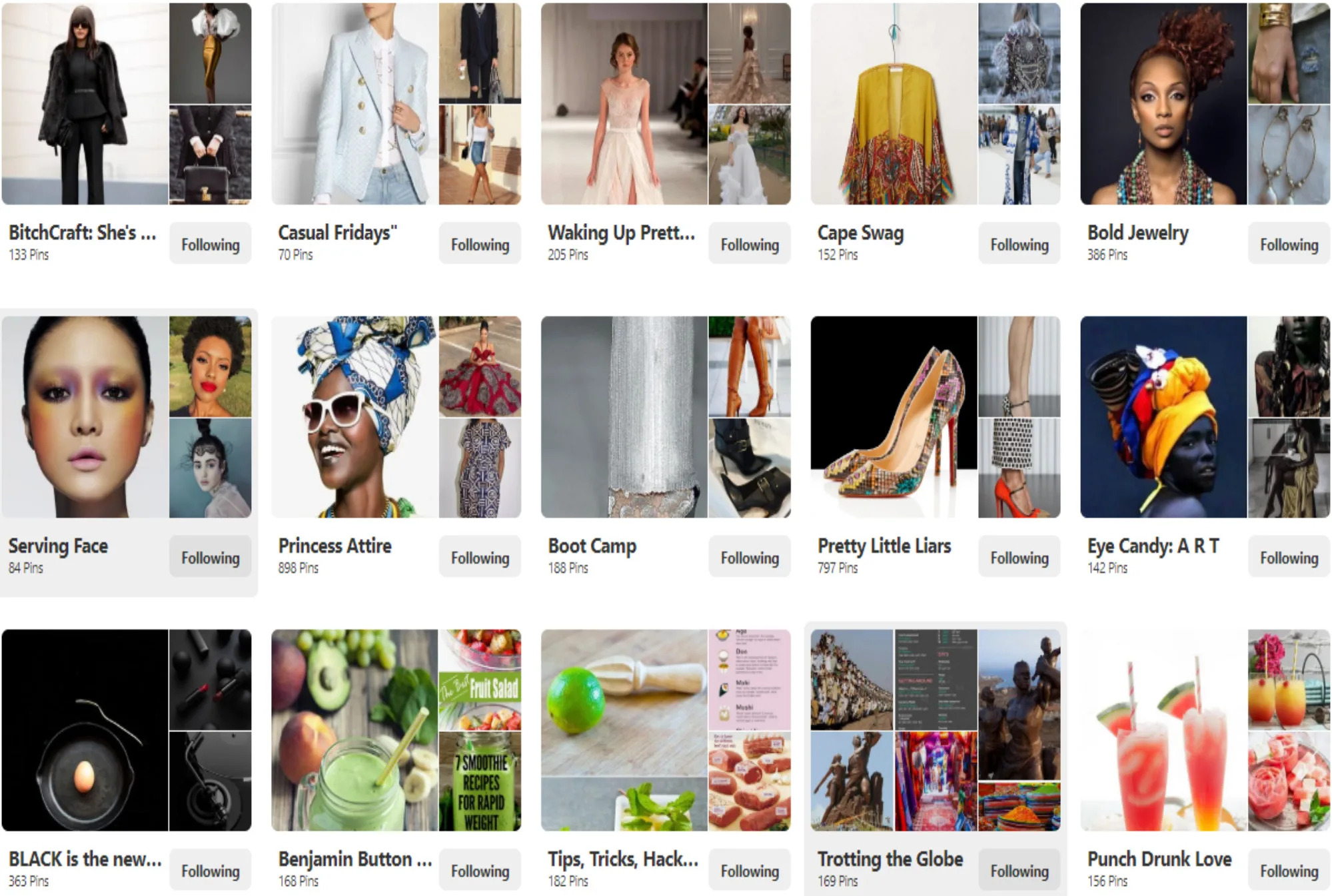 Setup Or Update Pinterest Business Boards And Pins