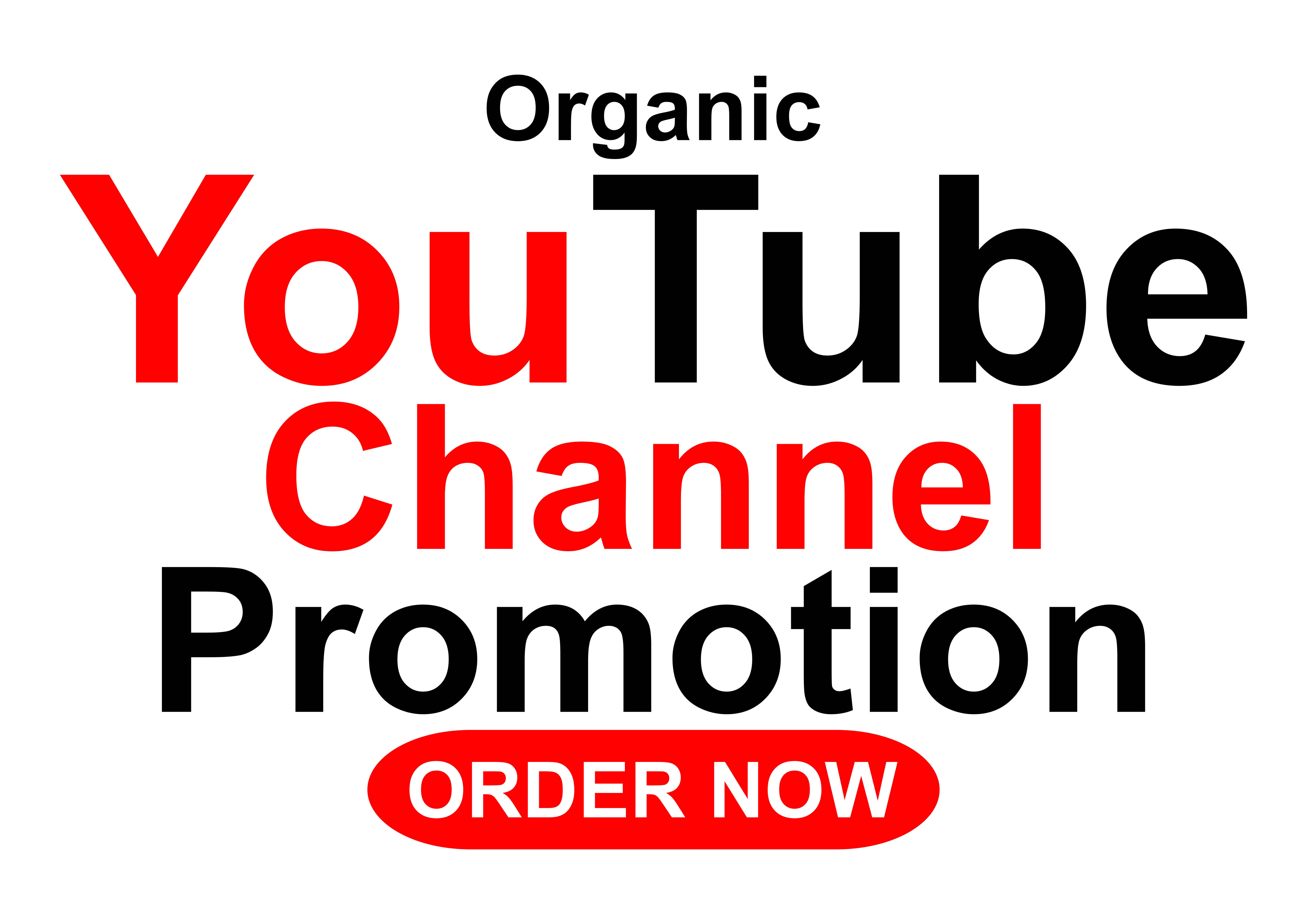 organically do promotion of channel