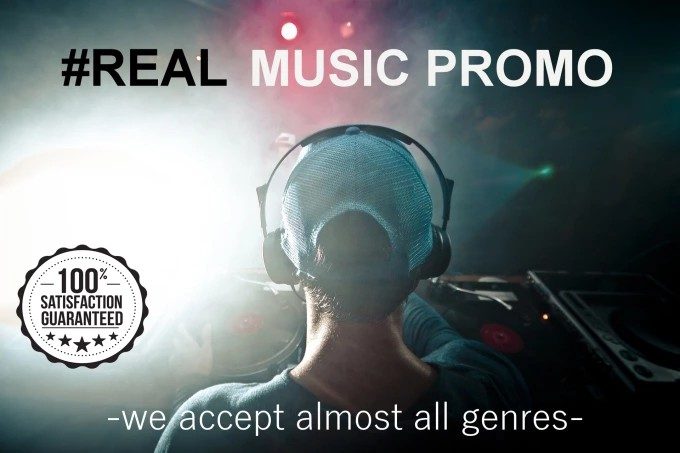 Provide real and organic exposure on your music tracks