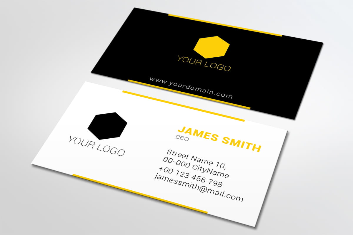 Business Card design - best quality.