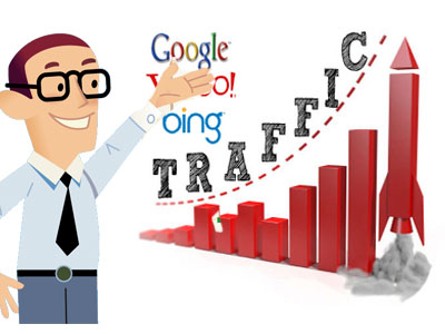 100,000 Organic Targeted Website Traffic