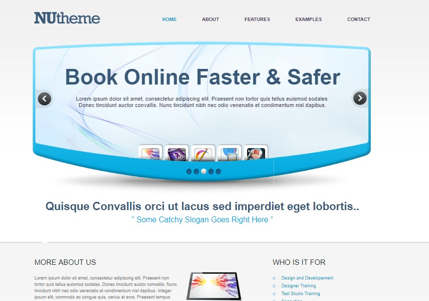 300+ Ready to Edit and Publish [HTML+CSS] Website Templates