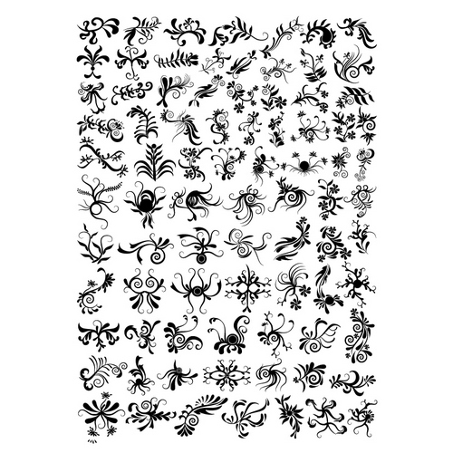 Get 325+ Vector Swirls pack Make your latest graphics projects