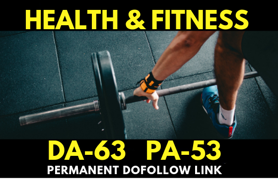 Guest Post On Da63 Health And Fitness Blog