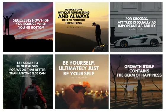 401 Inspirational Motivational Quotes Images