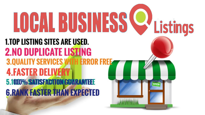 I will Do Manually TOP 100 Live UK Local Citations for Local SEO. Satisfaction Guaranteed!!!