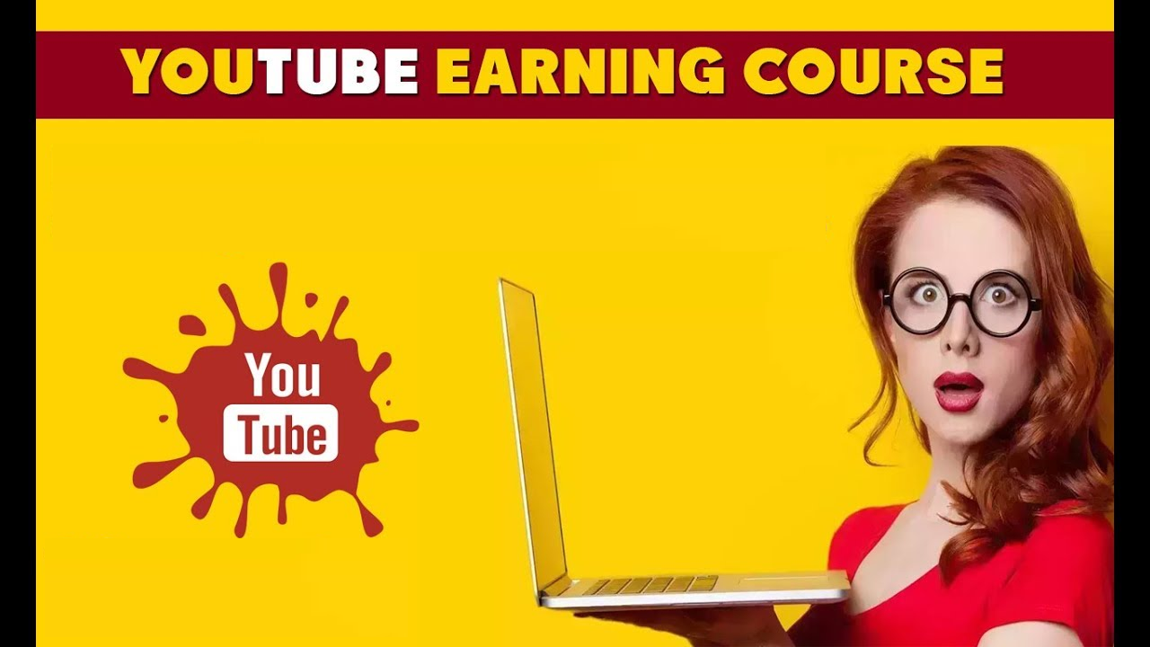 Walk away with a 30k Month Course On How To Make Money On Youtube