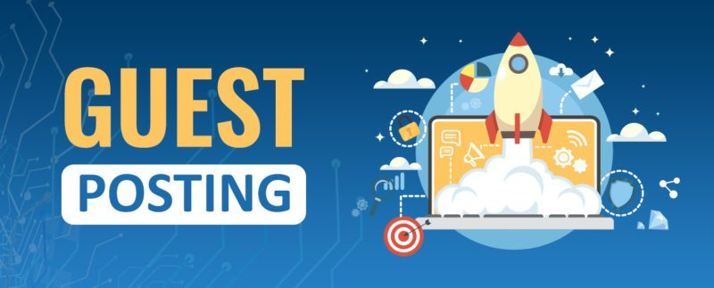 Guest Post Service in High Quality Sites With 60+ DA